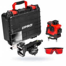 Laser krzyżowy PRO 3x360...