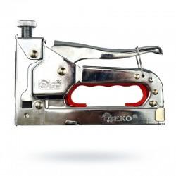 Zszywacz srebrny 4-14mm Geko