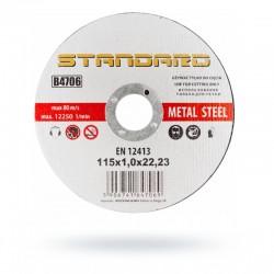 Tarcza metal 115x1 Best