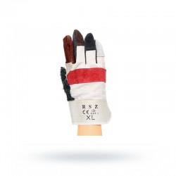 Rękawice robocze skóra...